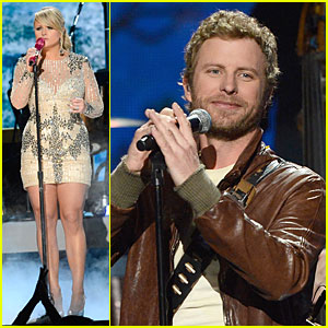 Miranda Lambert & Dierks Bentley: Grammys 2013 Performance - WATCH NOW!