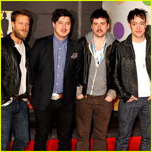 Mumford & Sons: BRIT Awards 2013 Performance (Video)