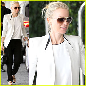 Naomi Watts: Gearing Up for Oscar Sunday!