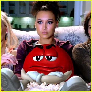 Naya Rivera: Extended M&Ms Super Bowl Commercial - Exclusive!