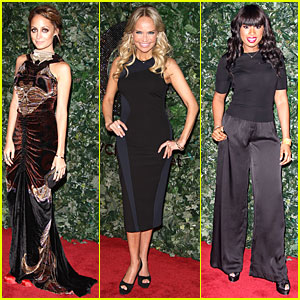 Nicole Richie &#038; Jennifer Hudson: QVC Style Party