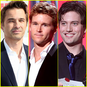 Olivier Martinez & Ryan Kwanten: Streamy Awards 2013