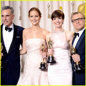 Oscars Winners List 2013 - Who Won the Academy Awards?