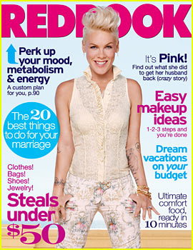 Pink: 'I Was Always Considered Butch'