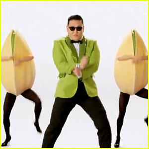 Psy: 'Gangnam Style' Pistachios Super Bowl Commercial 2013
