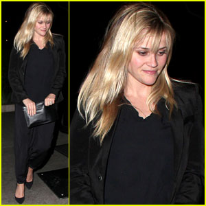 Reese Witherspoon & Jim Toth: Bouchon Bistro Couple!