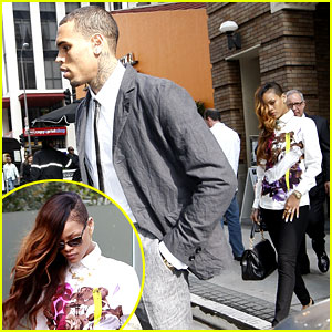 Rihanna & Chris Brown: Court Appearance Together!