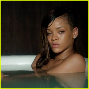 Rihanna: 'Stay' Video Premiere - Watch Now!