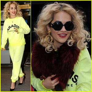 Rita Ora: Vote for the Brit Award!