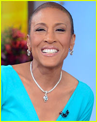 Robin Roberts Returns to 'GMA', Greeted By the Obamas!