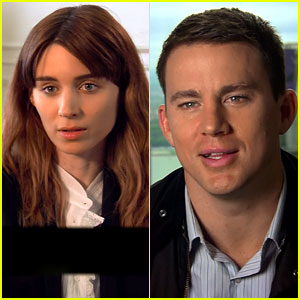 Rooney Mara & Channing Tatum: 'Side Effects' Featurette! (Exclusive Video)