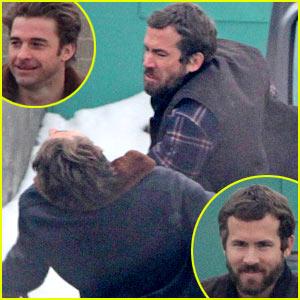 Ryan Reynolds Punches Scott Speedman for 'Queen of the Night'