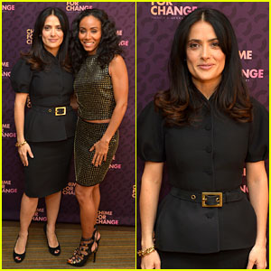 Salma Hayek & Jada Pinkett Smith: Chime for Change!
