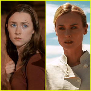 Saoirse Ronan & Diane Kruger: New 'The Host' Trailer!