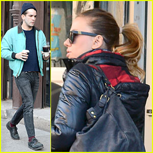 Scarlett Johansson & Romain Dauriac Are Not Engaged