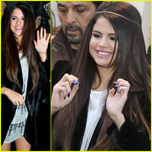 Selena Gomez 'Didn't Mind' Bikini For 'Spring Breakers'