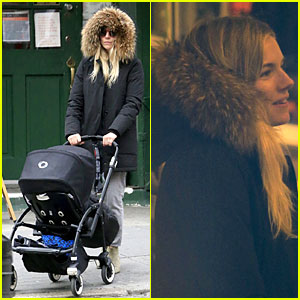 Sienna Miller: Kids Company Charity Auction Supporter!