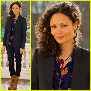 Thandie Newton: One Billion Rising Photo Call