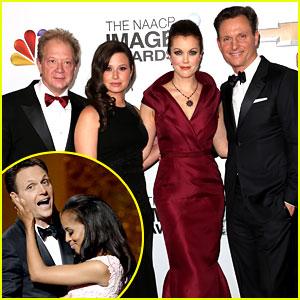 Tony Goldwyn: 'Scandal' Wins NAACP's Best Drama Series!