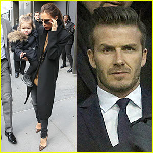 Victoria Beckham: Victoria Beckham Fashion Presentation!