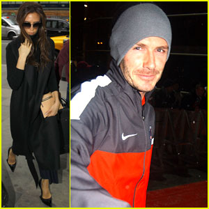David & Victoria Beckham: Paris Saint-Germain Debut!