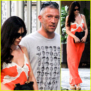 Vincent Cassel and his...