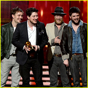 Who Won Album of the Year? 2013 Grammy Goes To...