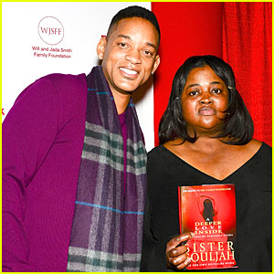 Will Smith: 'A Deeper Love Inside: The Porsche Santiaga Story' Book Discussion!