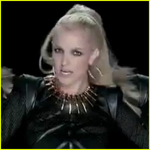 Britney Spears & will.i.am's 'Scream and Shout' Remix Video - Watch Now!