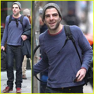 Zachary Quinto: 'American Horror Story' Return is Doubtful!