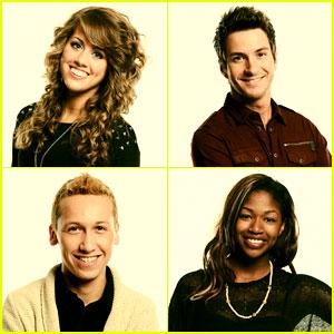 'American Idol' Top 10 2013 Season 12 Revealed!