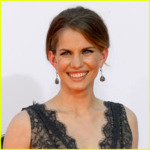 Anna Chlumsky Pregnant With First Child Anna Chlumsky Pregnant