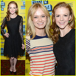 Ashley Bell & Sara Paxton: 'The Bounceback' Photo Op at SXSW!