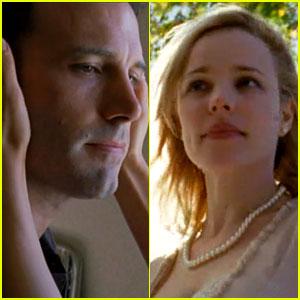 Ben Affleck & Rachel McAdams: 'To the Wonder' Trailer!