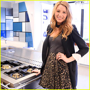Blake Lively: 'Elle Decor' Home Feature!