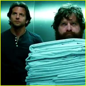 Bradley Cooper: 'Hangover Part III' Trailer!