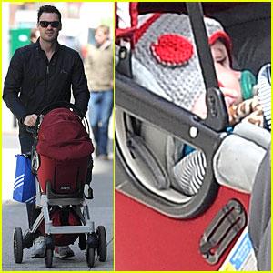 Brian Austin Green: Adidas Store Shopping with Noah!
