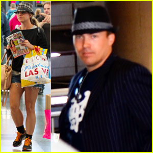 Britney Spears & David Lucado: Leaving Las Vegas!