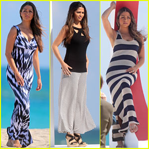 Camila Alves: Miami Beach Photo Shoot!