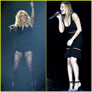 Carrie Underwood & LeAnn Rimes: Country 2 Country Festival!