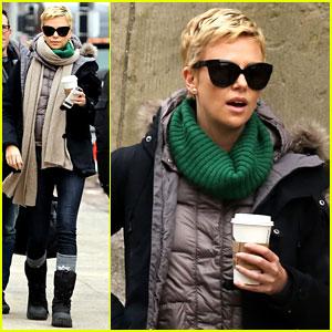 Charlize Theron: Not Dating Seth MacFarlane!