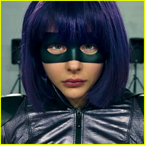 Chloe Moretz: 'Kick-Ass 2' Trailer!