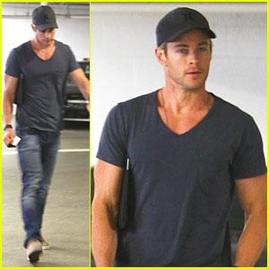 Chris Hemsworth: Luke Hemsworth Cast in 'The Reckoning'!