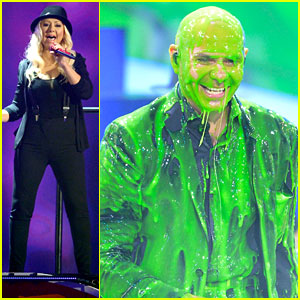 Christina Aguilera - Kids' Choice Awards 2013 Performance!
