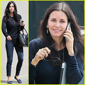 Courteney Cox: 'Thrilled' About 'Cougar Town' Renewel!