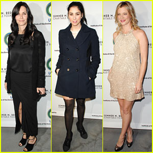 Courteney Cox: UCLA's Evening of Environmental Excellence