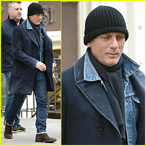 Daniel Craig: Rachel Weisz Isn't Involved with 'Map to the Stars'!