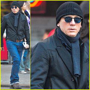 Daniel Craig: SoHo Shopper!