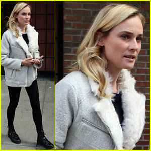 Diane Kruger: Final 'The Host' Trailer!