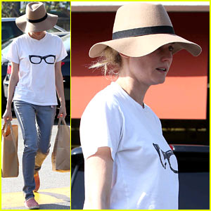 Diane Kruger: I Was Excited to Work with Stephenie Meyer!